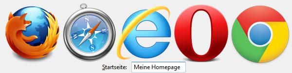 browser wechseln