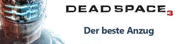 Dead Space 3: Der beste Anzug