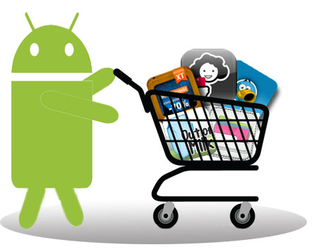 Shoppen mit Android