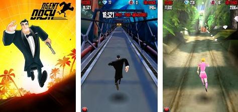 Agent Dash - Screenshots