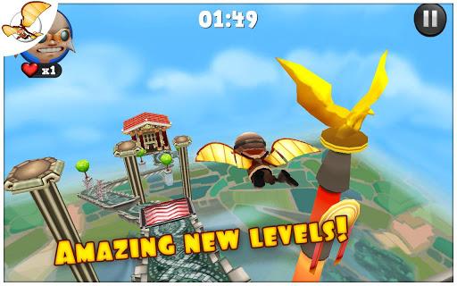 Running Fred - Screenshots