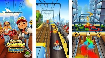 Subway Surfers - Screenshots