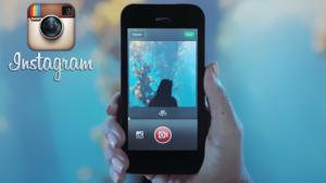 Videos mit Instagram aufnehmen und bei Facebook teilen