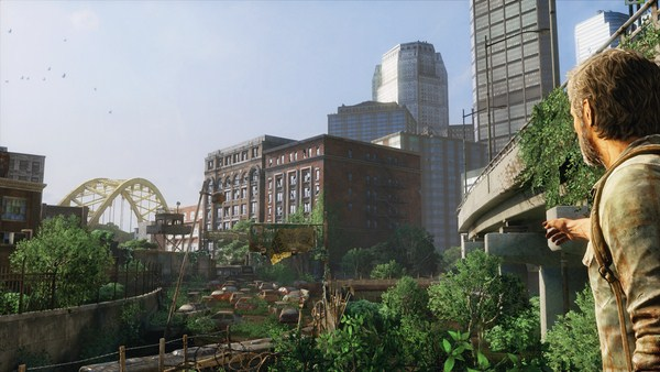 The Last of Us: Locations
