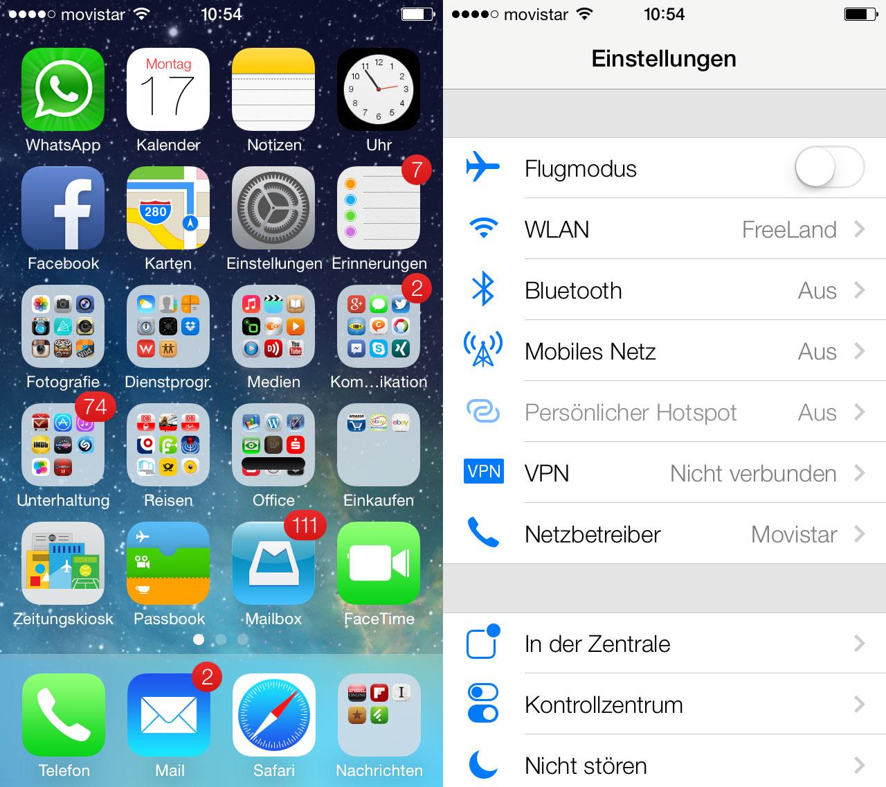 Screenshot Iphone  Geht Nicht