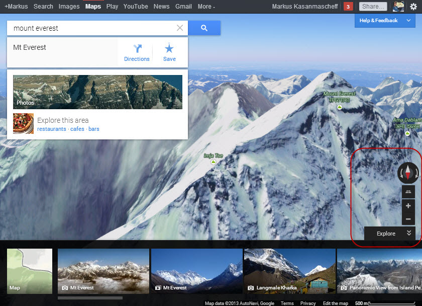 Lite Mode makes the new Google Maps faster Mt Everest Google Maps on google maps niagara falls, google maps pikes peak, google maps grand canyon, google maps paris, google maps antarctica, google maps africa, google maps hong kong, google maps mount etna, google maps nepal, google maps himalayas, google maps mount rainier, google maps tibet, google maps mount hood, google maps solar eclipse, google maps mt. whitney,