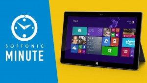 Windows 8.1, Minecraft und Firefox in der Softonic Minute