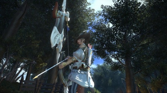 Final Fantasy XIX - Archer