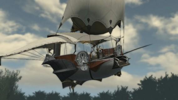 Final Fantasy XIX: Luftschiff