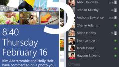 Facebook für Windows Phone erhält Update mit neuem Design