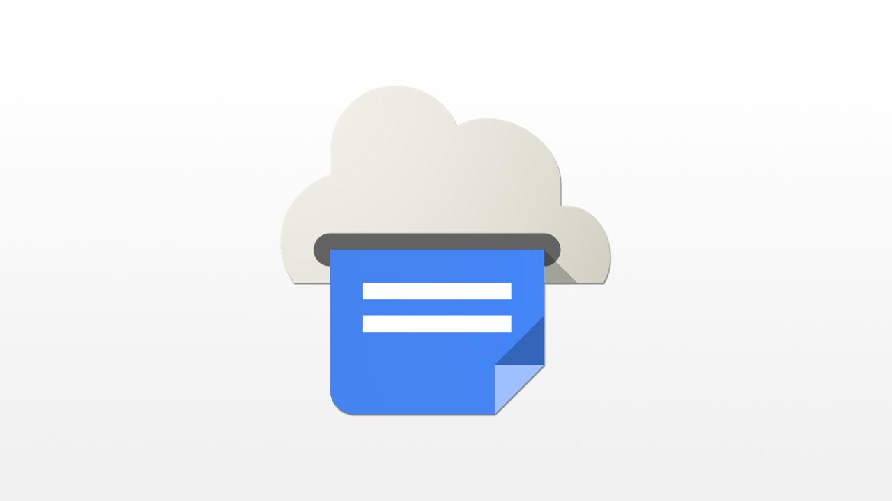 Über das Internet drucken: Google Cloud Print unterstützt jetzt alle Windows-Programme