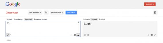 Google-Translate-Handschriftenerkennung_Ergebnis