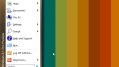 Den Windows 8.1 Startknopf verbessern