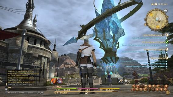 Final Fantasy XIX - Ätheryt