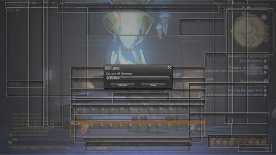 Final Fantasy XIX - Benutzeroberfläche anpassen