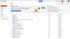 Google plant die Verschlüsselung von Google Drive