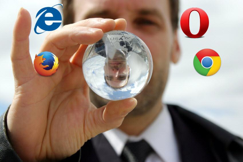 Sicher surfen: So nutzen Sie den privaten Modus von IE, Firefox, Chrome und Opera