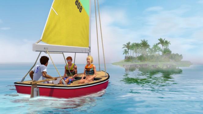 Die Sims 3 Inselparadies: Versteckte Inseln freischalten