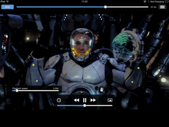 VLC for iOS spielt keine MP3-Dateien ab