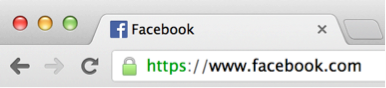Facebook-HTTPS