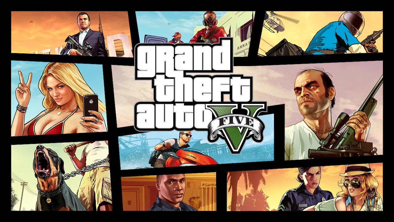 GTA V: Alles zu Grand Theft Auto V