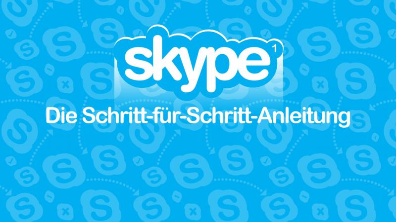 Bei Skype anmelden – So funktioniert die Registrierung