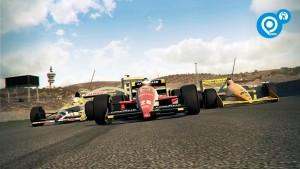 F1 2013: Saison-Update und bissige Renn-Oldtimer