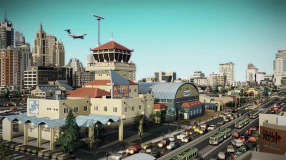 SimCity Update 10 am 18.03.2014 verfügbar