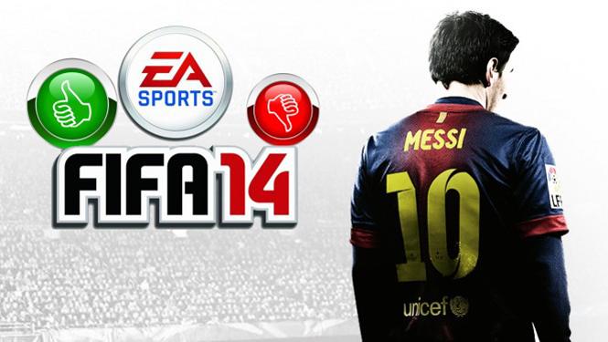 FIFA 14: Grafik, Sound und Gameplay im Redaktions-Check