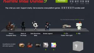 Humble Bundle 9: Indie-Spiele zum Schnäppchenpreis