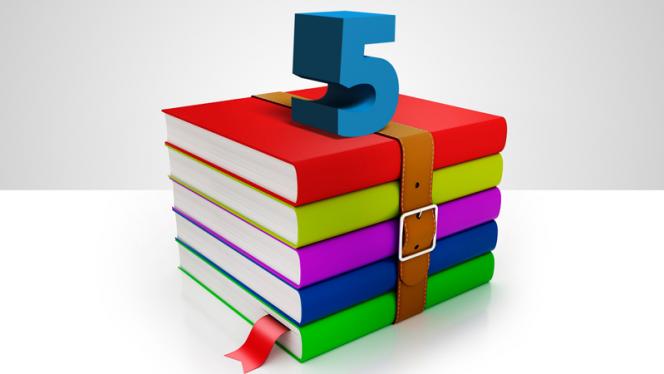 WinRAR 5 vs. WinRAR 4 vs. 7-Zip: Das kann RAR5