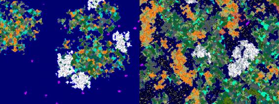 Minecraft-New-Biome-Map