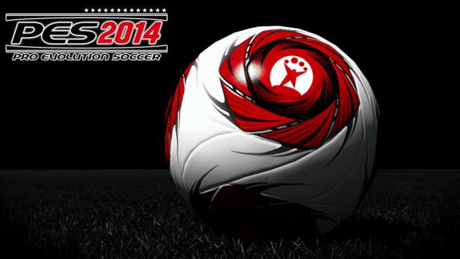 PES 2014 jetzt spielen