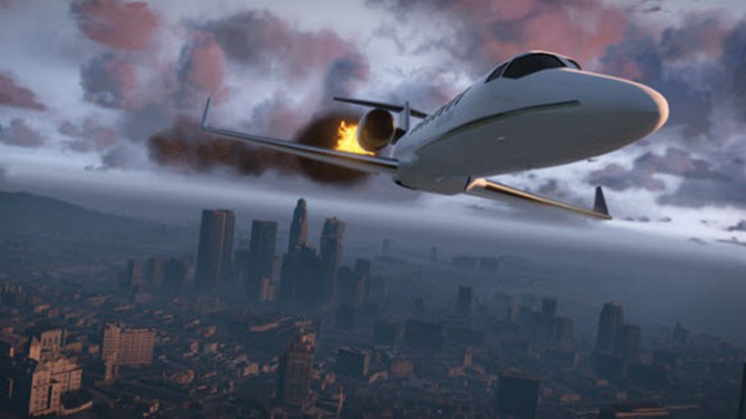 GTA V: Neue Details zum Multiplayer Grand Theft Auto Online