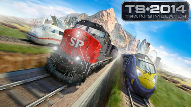 Train Simulator 2014 ab heute auf Steam