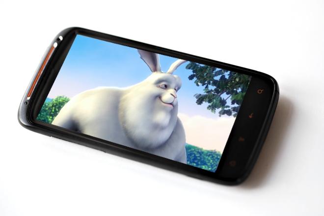 Flash-Videos mit Android abspielen