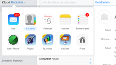iOS 7 Release: iCloud.com erhält bereits neues Design