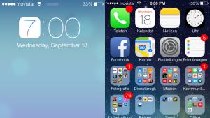 iOS 7 Download jetzt verfügbar für iPhone, iPad und iPod touch