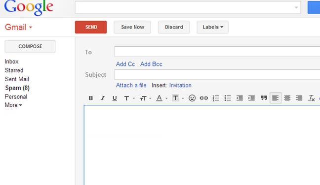 Gmail: So nutzen Sie wieder den alten Nachrichten-Editor
