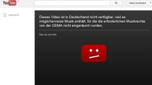 YouTube in Österreich: Einigung mit Verwertungsgesellschaften