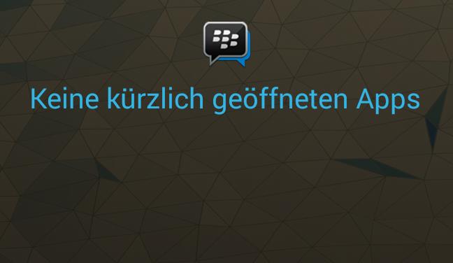 BBM: Blackberry Messenger auf Android-Smartphones ausschalten