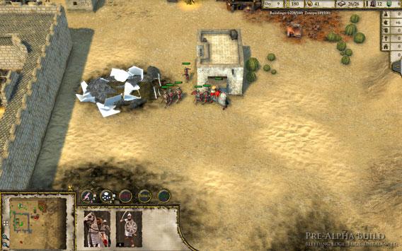 Stronghold Crusader 2 - Kampf