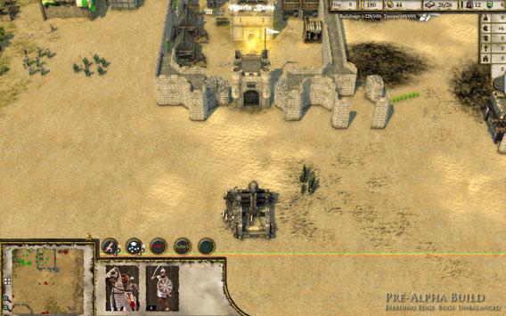 Stronghould Crusader 2 - Katapult