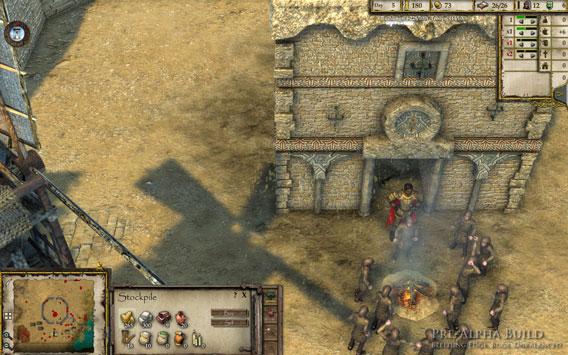 Stronghold Crusader 2 - Bauern