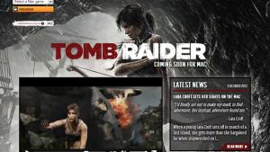 Tomb Raider für Mac: Lara Croft in den nächsten Monaten auch auf Apple-Rechnern spielen
