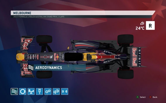 F1 2013 Advanced Settings