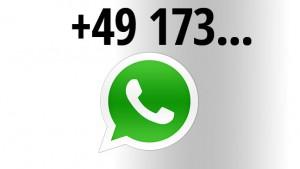 Neue Version von WhatsApp: Telefonnummer wechseln nun möglich