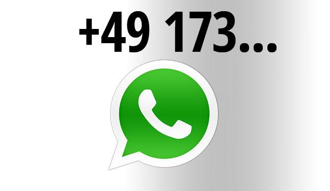 neue version von whatsapp telefonnummer wechseln nun m glich. Black Bedroom Furniture Sets. Home Design Ideas
