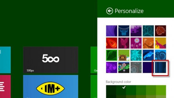 Windows 8.1: Neue Möglichkeiten zur Personalisierung