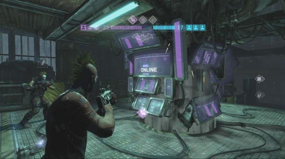 Batman Arkham Origins - Gebietskontrolle